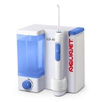 Irigator bucal Little Doctor Aquajet LD A8 pentru adulti, profesional, 1200 impulsuri/min, Alb