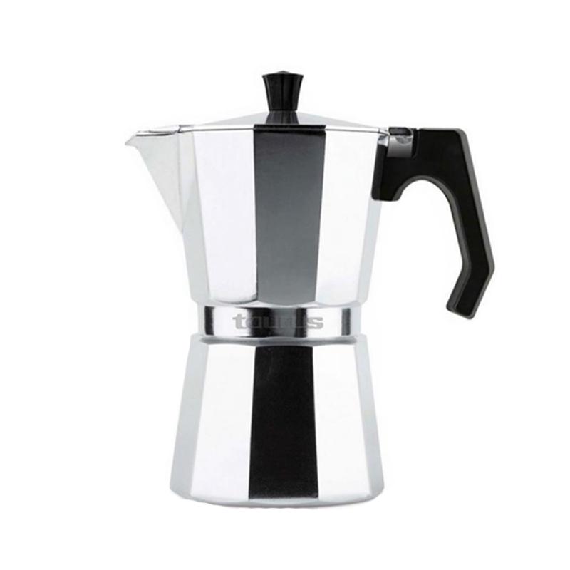Infuzor pentru cafea Italica 3 Taurus, 3 cesti, Aluminiu 2021 shopu.ro