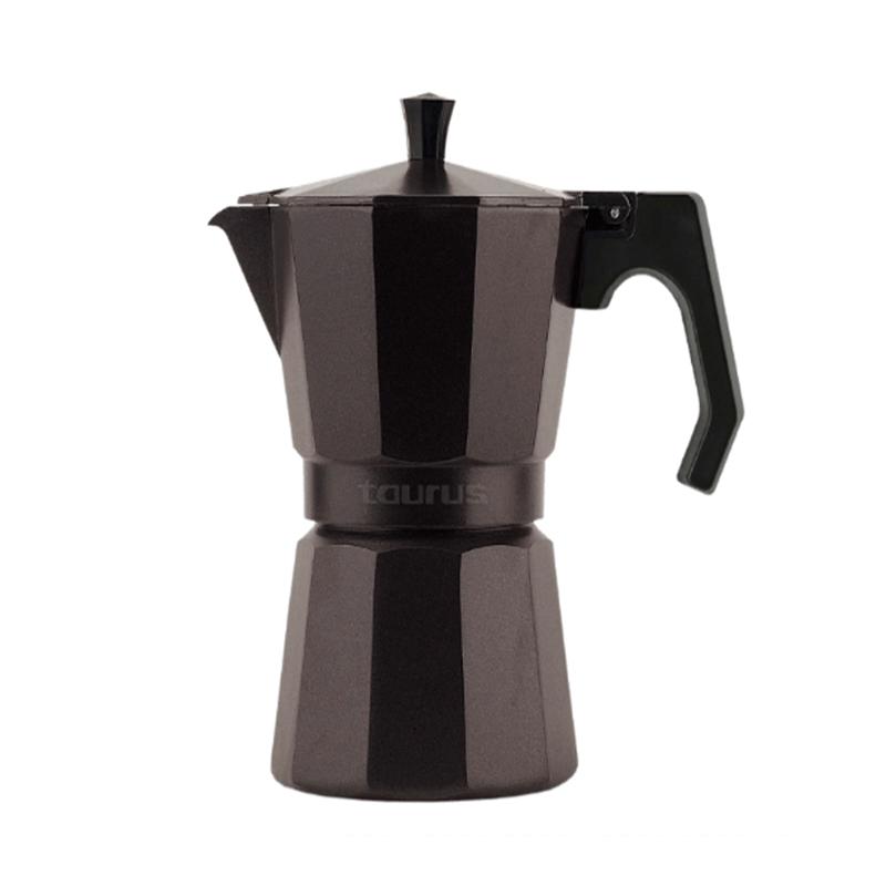 Infuzor pentru cafea Italica Elegance 12 Taurus, 12 cesti, Aluminiu