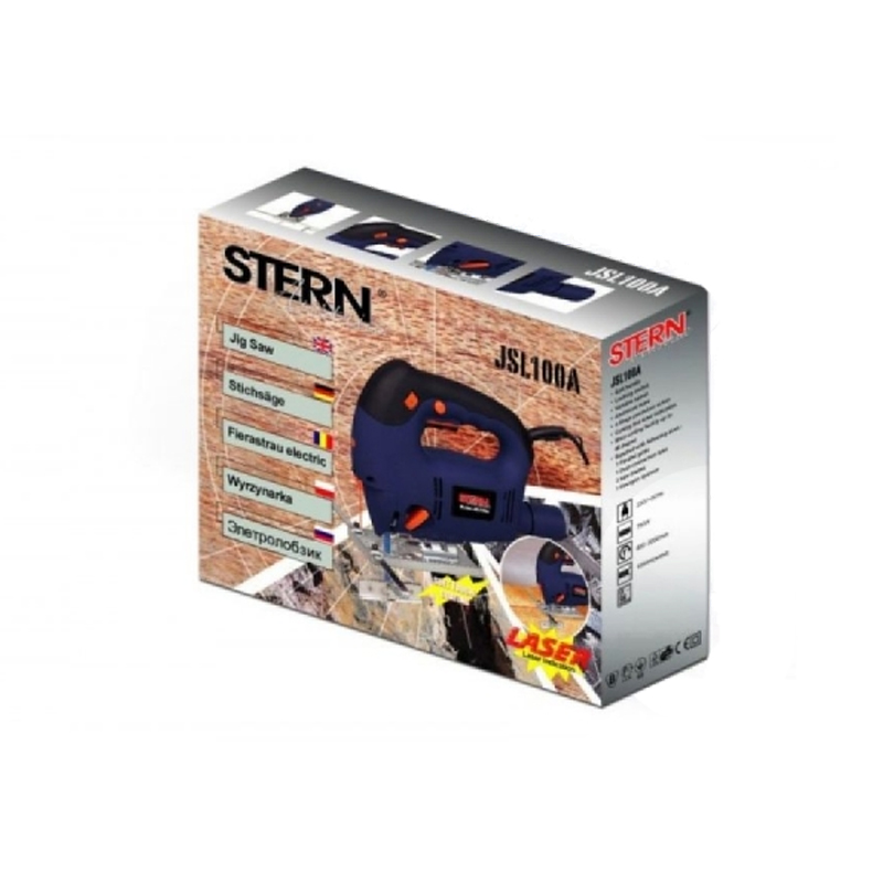 Ferastrau pendular cu laser JSL100A Stern, 100 mm, 750 W