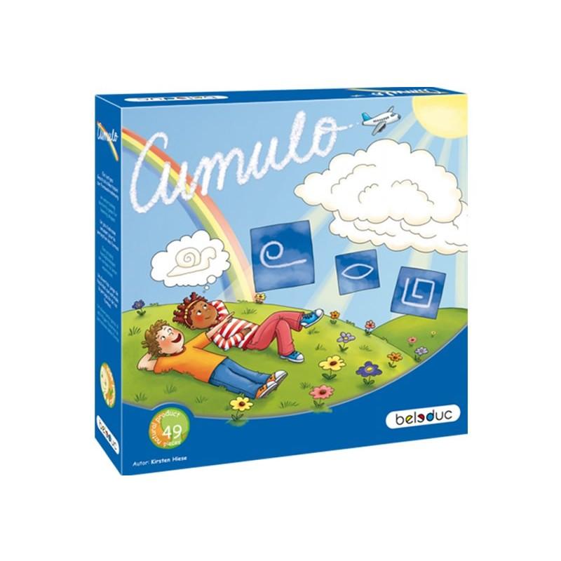 Joc Cumulo, 3-4 jucatori, 24 carduri lemn, 24 carduri carton 2021 shopu.ro