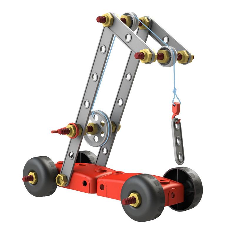Joc de construit Activity Mecaniko Miniland, 191 piese 2021 shopu.ro