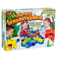 Joc de masa Hipopotamii mancaciosi, maxim 4 jucatori