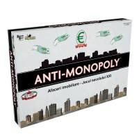 Joc de societate Anti-Monopoly, 2-6 jucatori, 8 ani+