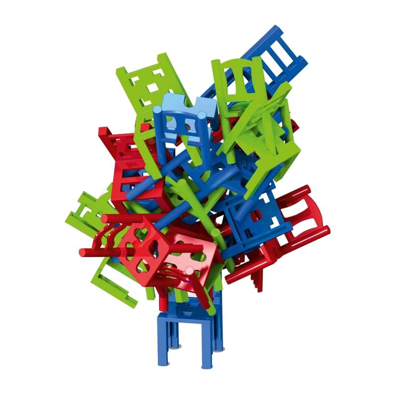 Joc de societate cu scaune Trefl, 24 piese, 5 ani+ 2021 shopu.ro
