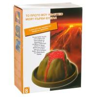 Joc educational Primul meu vulcan, 3 ani+
