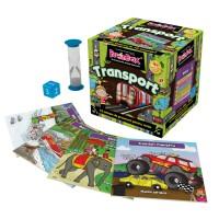 Joc interactiv Transport BrainBox, maxim 6 jucatori, 4 ani+