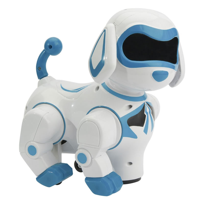 Jucarie catel robot Dancing Dog Smart Playmate, lumini si sunete 2021 shopu.ro
