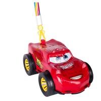 Jucarie de impins Racing 65, 30 cm, maner