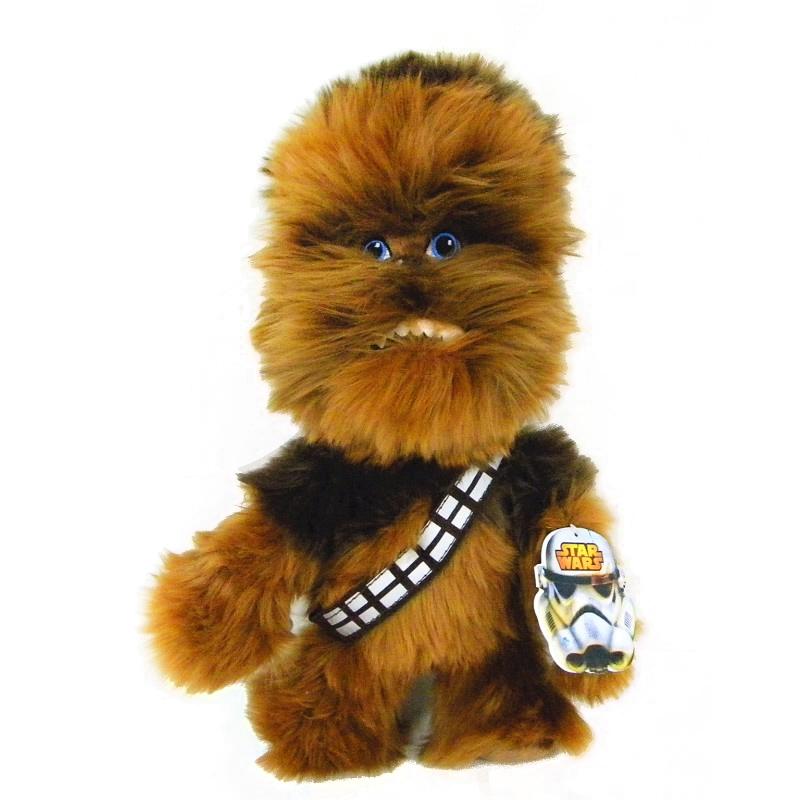 Jucarie de plus SW Classic Chewbacca, 25 cm, 3 ani+ 2021 shopu.ro