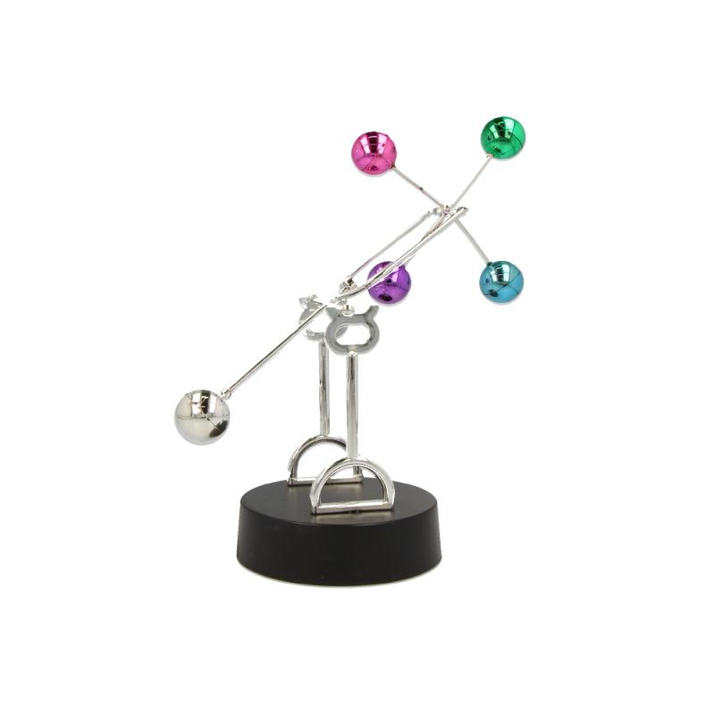 Jucarie interactiva pentru copii Pendulum colorat Keycraft, 18 cm, 6 ani+