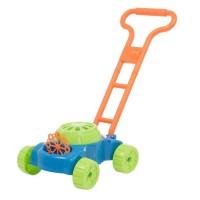 Jucarie masina de tuns iarba cu baloane de sapun Wanna Bubble, 3 ani+