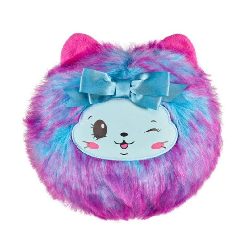 Jucarie parfumata Cheeki Puffs Pikmi Pops, plus, 5 ani+, model pawsh puffs, Multicolor 2021 shopu.ro