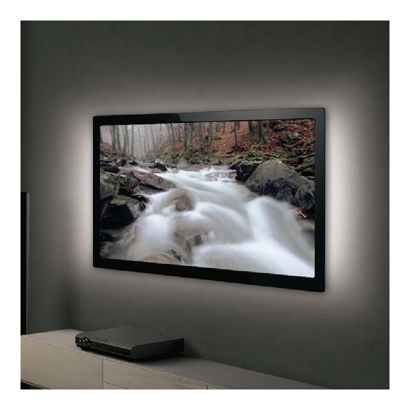 Banda dubla TV RGB Konig, 50 cm, USB