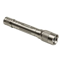 Lanterna LED Konig, 3 W, 2 x AA, Argintiu