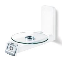 Cantar de bucatarie pentru perete Beurer KS52, 5 kg, LCD