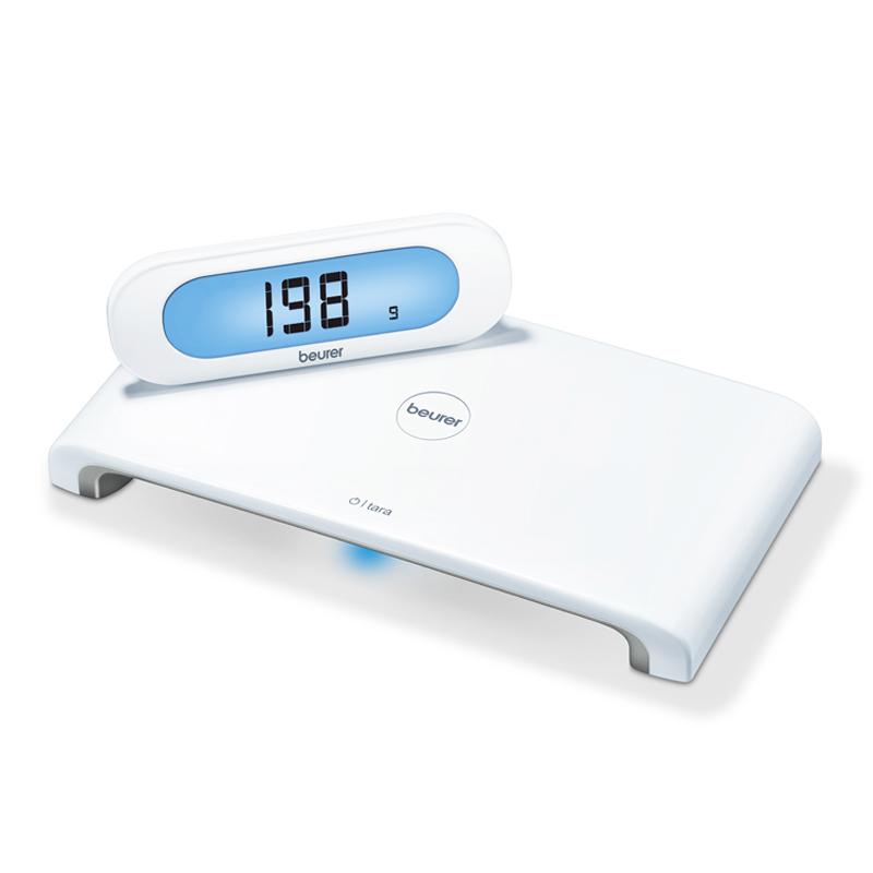 Cantar de bucatarie Beurer KS600, 5 kg, LCD, taste senzori