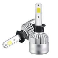 Kit 2 led-uri auto H1, 6500 K, 8000 lm
