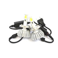 Kit 2 led-uri auto H4 Auto Head Light, 32 W, 6000K, 3200 lm
