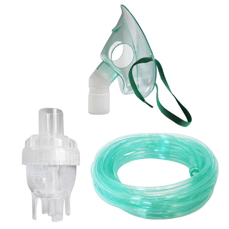 Kit accesorii pentru aparatele de nebulizare cu compresor RedLine NB-6 2021 shopu.ro