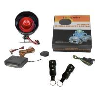 Kit alarma auto Octopus, 200 m, 2 telecomenzi