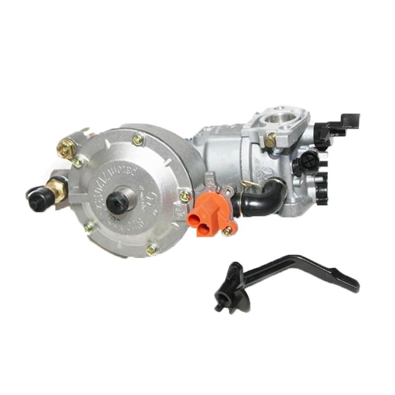 Kit conversie GPL - benzina pentru generator Micul Fermier, 5/6.5/7 CP 2021 shopu.ro