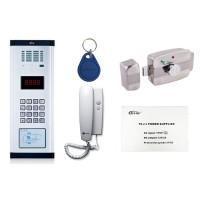 Kit interfon audio mediu Genway, pentru 20 apartamente
