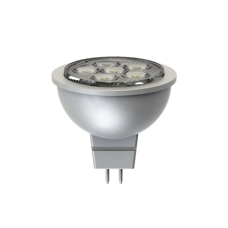 Spot cu LED MR16 GE Lighting, 7 W, lumina naturala shopu.ro