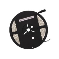 Banda flexibila Well, 5 m, 60 LED, Alb