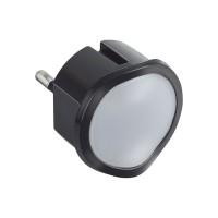 Lampa de veghe Legrand, functie lanterna, Negru