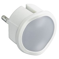 Lampa de veghe Legrand, functie lanterna, Alb