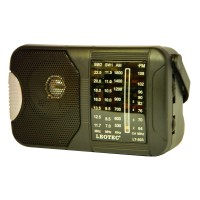 Radio portabil Leotec LT-503, 3 benzi, mufa jack