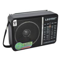 Radio portabil Leotec LT-606B, mufa jack