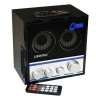Radio portabil Leotec LT-U5UAR, 3 benzi, telecomanda