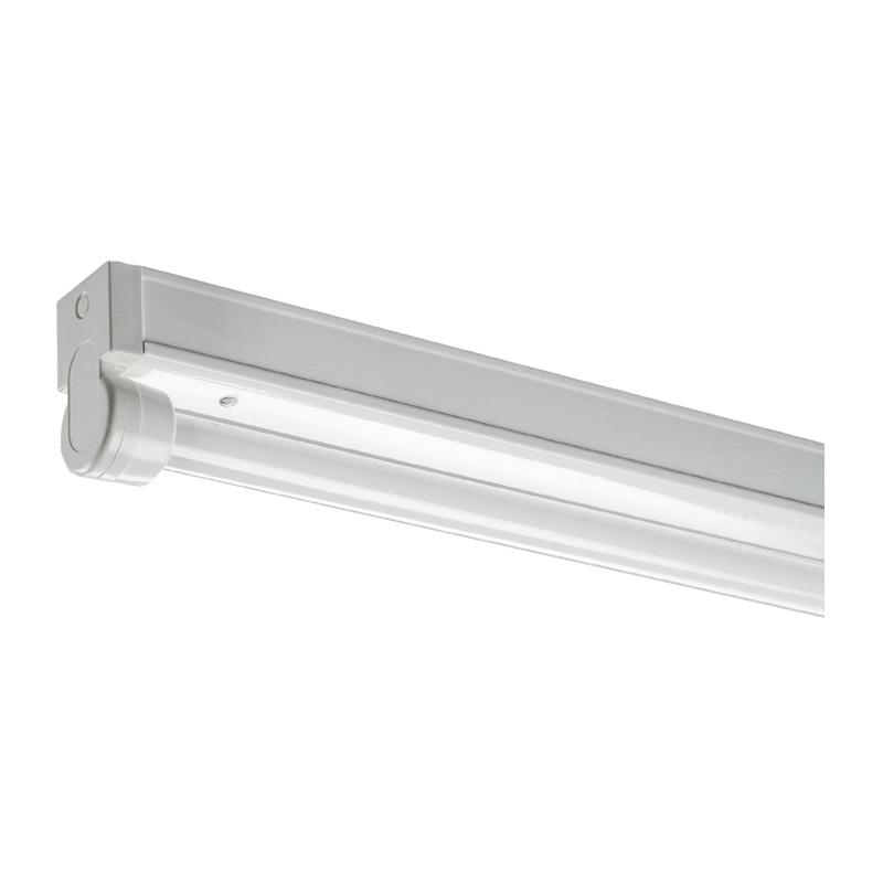 Plafoniera tub LED NPP GE Lighting, 23 W, lumina rece 2021 shopu.ro