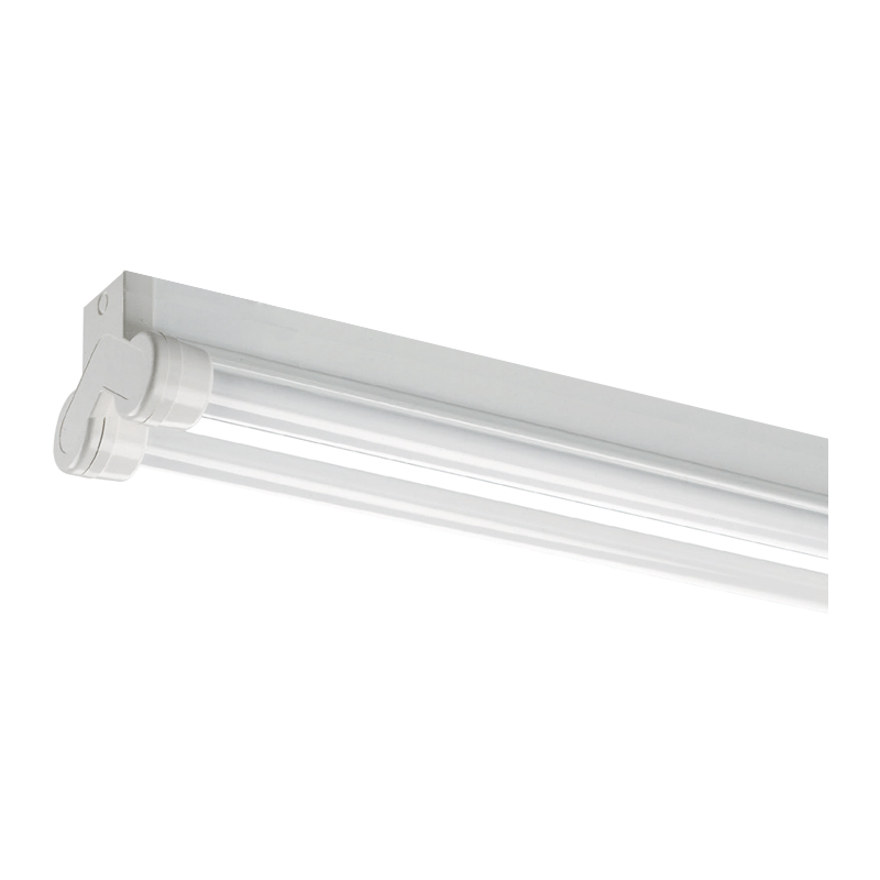 Plafoniera 2 x tub LED NPP GE Lighting, 36 W, lumina rece