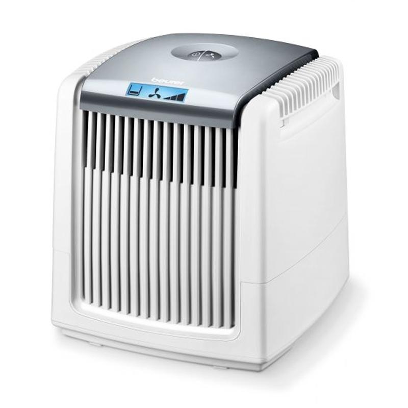 Umidificator si purificator aer Beurer, 38 W, LCD, 3 trepte 2021 shopu.ro