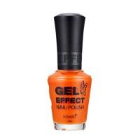 Lac de unghii gel effect Tangerine Orange Konad 05, 15 ml