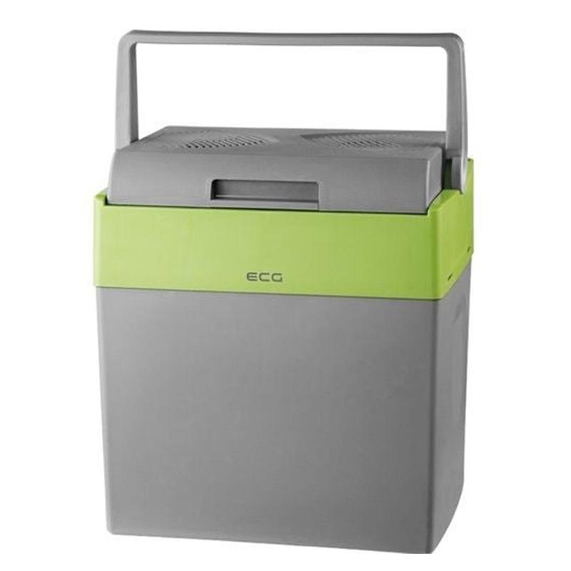 Lada frigorifica auto portabila ECG Dual, 30 l, racire/incalzire, A++, capac detasabil 2021 shopu.ro