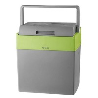 Lada frigorifica auto portabila ECG Dual, 30 l, racire/incalzire, A++, capac detasabil