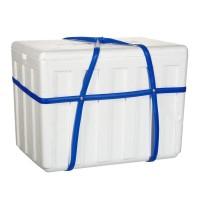 Cutie frigorifica pentru camping, 34 litri, Alb