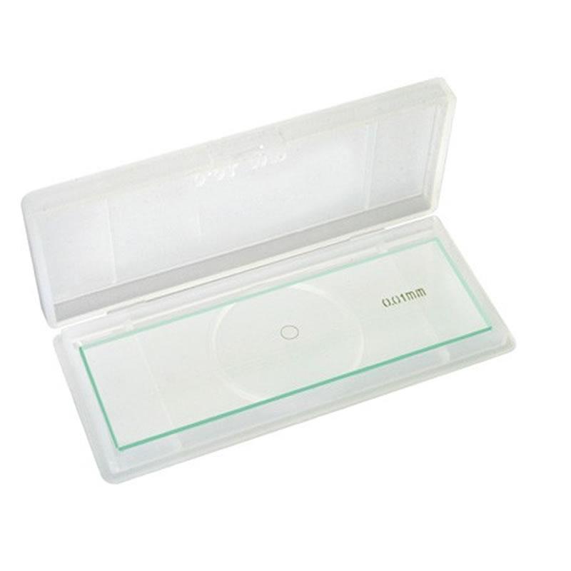 Lamela micrometrica Bresser, 0.01 mm 2021 shopu.ro