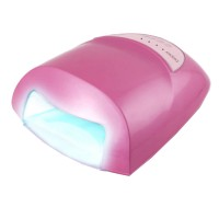 Lampa LED pentru manichiura Beper, 12 W, timer, tavita detasabila