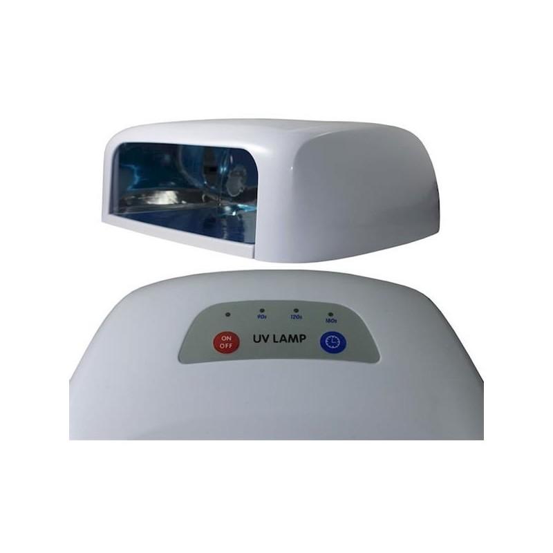 Lampa UV digitala cu temporizator Miley KT-888, 36 W