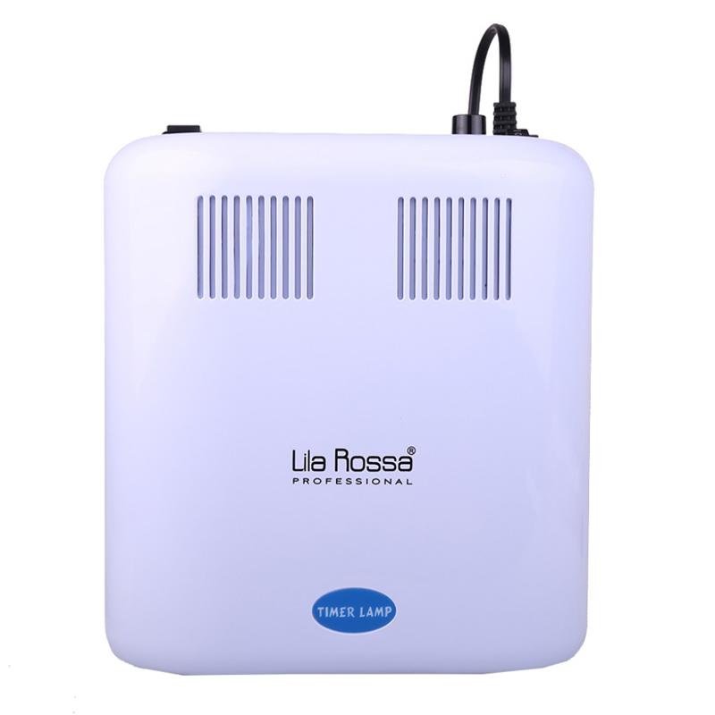 Lampa UV pentru unghii Lila Rossa LR702, 36 W, Alb 2021 shopu.ro
