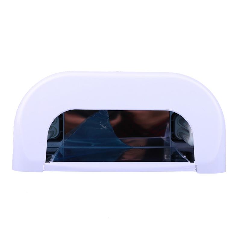 Lampa UV pentru unghii Lila Rossa LR702, 36 W, Alb