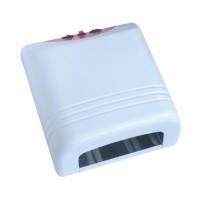Lampa UV pentru manichiura Simei 818-2, 36 W, Alb