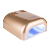 Lampa UV pentru manichiura Miley, 36 W, Auriu