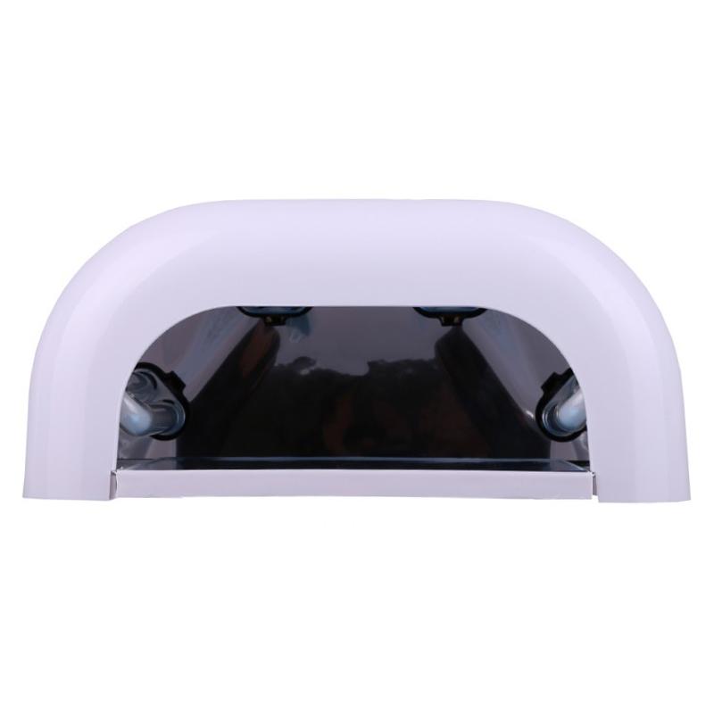 Lampa UV pentru unghii Miley ML230, 36 W, Alb