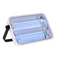 Lampa bactericida/germicida UV-C pentru suprafete, Lena Lighting, 72 W, 25 mp, protectie IP20, stativ si strap perete